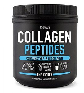 Sports Research Collagen Peptides Reviews